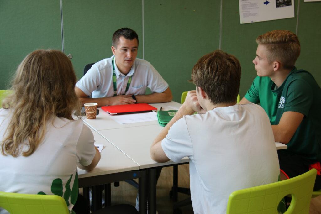 GESS High School_Career Guidance Workshop