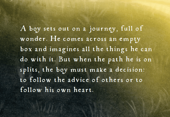 The Boy and The Box Synopsis