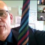 GESS - International School_New Principal Mr. Pauli Meets Students on Zoom