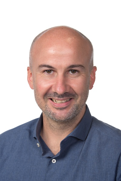 GET TO KNOW GESS: Meet Joram Hutchins